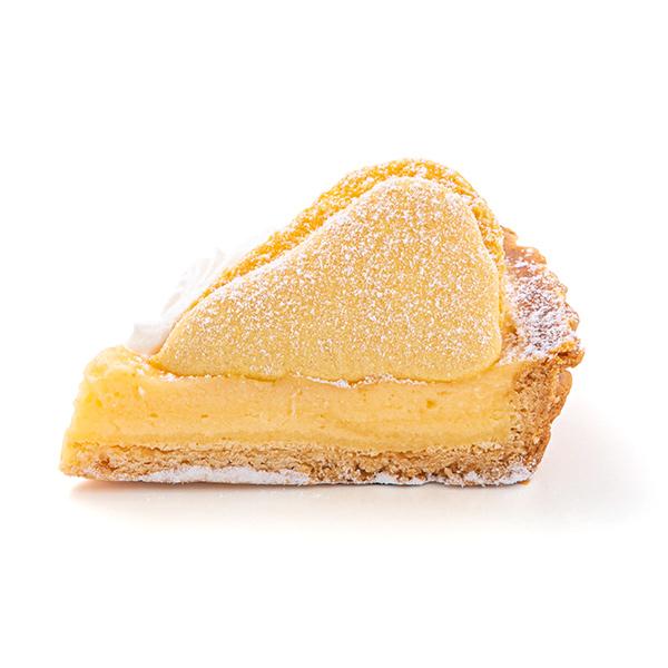 レモンチーズのタルト