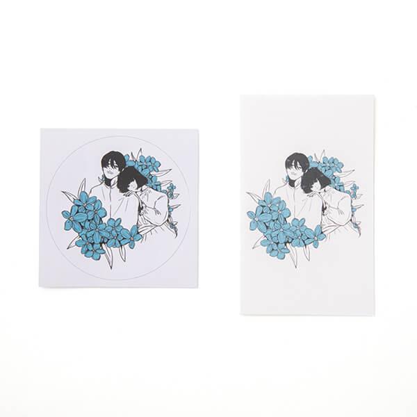 pod de miel : bleu (ますだみく)