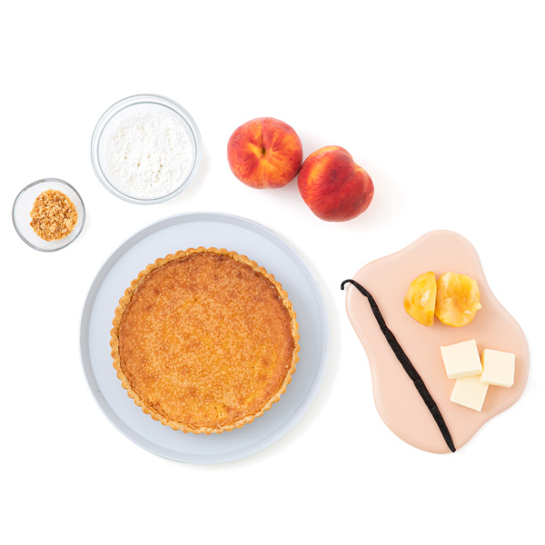 桃のタルト手作りキット